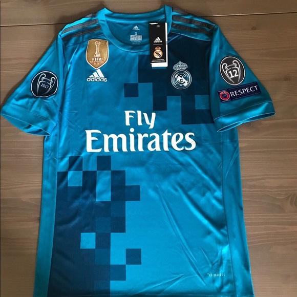 10d448f706d Real Madrid Ronaldo  7 Soccer jersey men adidas